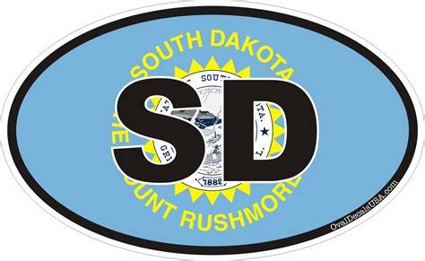 Auto Decals Jacksonville Fl by South Dakota State Decals Stickers