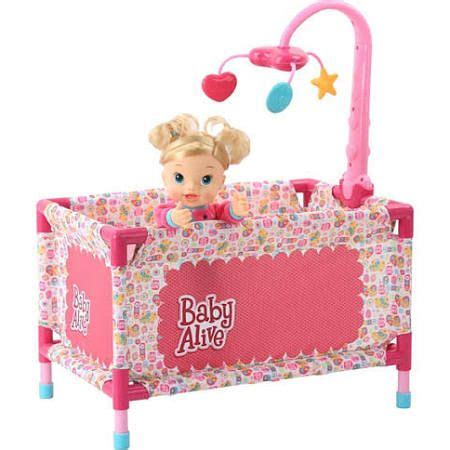 Baby Alive Crib Google Search Toys Pinterest Baby Baby Alive Crib