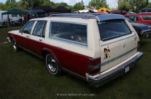 Buick Lesabre Estate Wagon Buick 1982 Lesabre Estate Wagon The History Of Cars