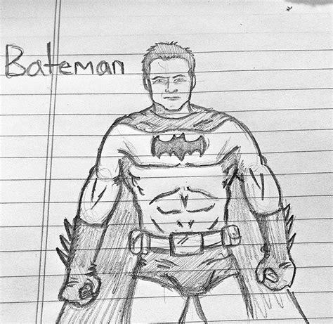 jason bateman cartoon jason bateman batman well bateman by tyleroch on