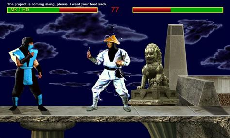 mortal kombat 4 apk free mortal kombat 1 apk for android getjar