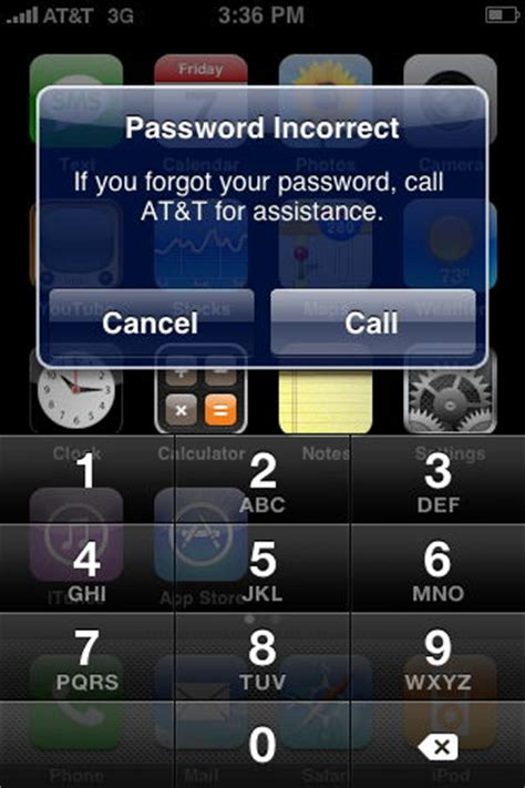 iphone keeps asking for voicemail password how to fix it