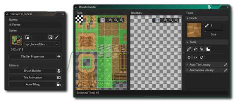 Gamis Set 2 el editor de tiles de maker studio 2