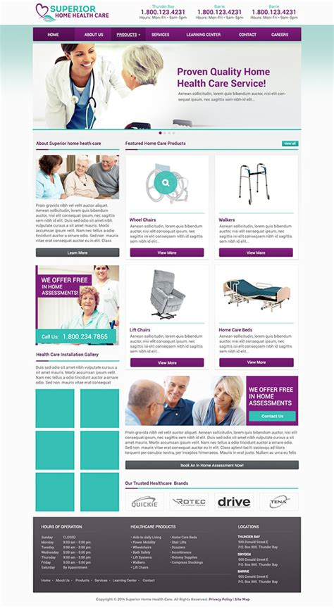 superior home healthcare bolt media inc