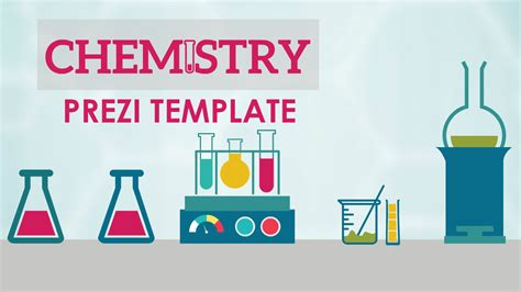 chemistry powerpoint template free education and school prezi templates prezibase