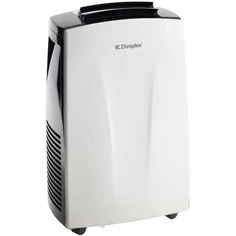 dimplex kw portable air conditioner  dehumidifier cooler fan dc dimplex