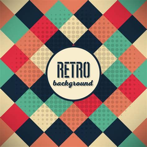 background design retro retro background design vector free download
