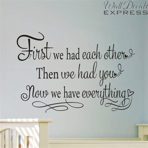 Wall Decals Quotes For Nursery Nursery Wall Decals Quotes Quotesgram