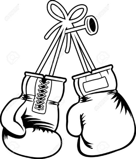 boxing gloves clipart boxing gloves clipart free images at clker vector