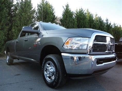 buy new 2012 ram 2500 long bed manual buy new 2012 ram 2500 long bed manual transmission st chrome save 1000 s of msrp in