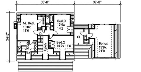 customizable house plans customizable comforting house plan 9556dm