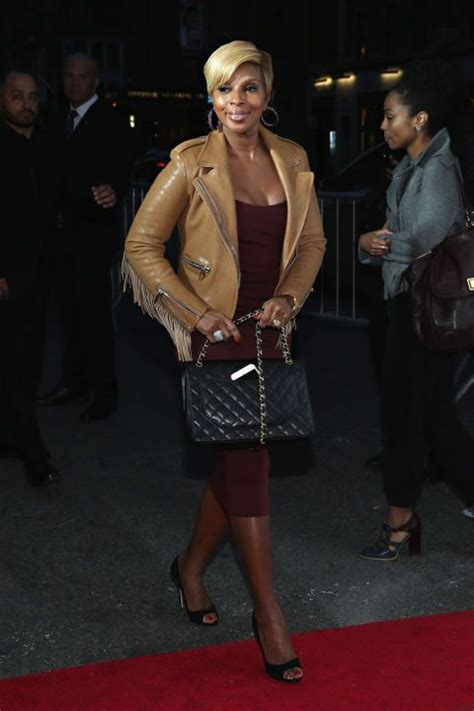 Im To See J Blige by See What Karlie Kloss Wilde And More Wore To The