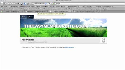 themes wordpress youtube how to install themes into wordpress youtube