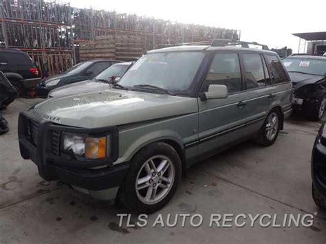 2002 range rover parts parting out 2002 land rover range rover stock 6035gy