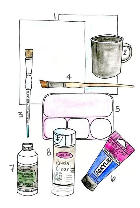 acrylic painting necessities my favorite acrylic painting supplies azul home