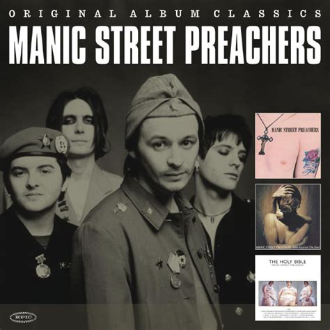 Manic Preachers Generation Terrorists Cd generation terrorists gold against the soul the holy