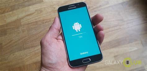 Samsung S6 Update galaxy s6 krijgt update met januari security patch update