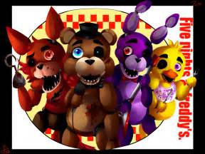 five nights at freddy s by hunter134 on deviantart
