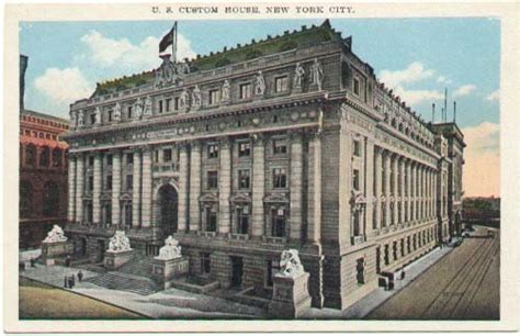 new york customs house new york architecture images alexander hamilton custom house