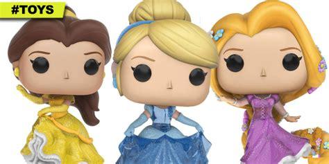 Funko Pop Disney Rapunzel Glitter Walmart Exclusive toys walmart debuts 3 disney princess funko pop