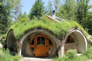 Hobbit homes around the world from the grapevine