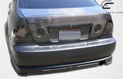 lexus hatch 2005 2000 2005 lexus is series is300 4dr carbon creations oem trunk
