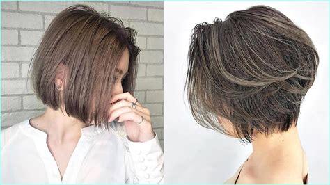 amazing short haircut  women professional haircut