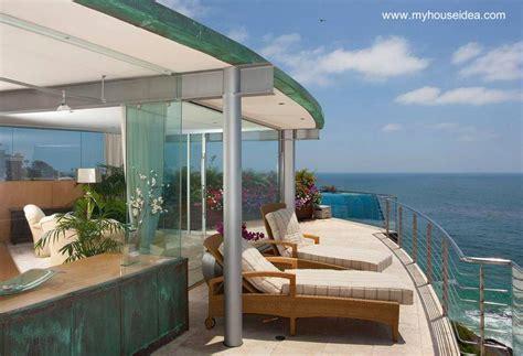 Ct Home Interiors by Arquitectura De Casas Informaci 243 N Y Fotos De Casas De Playa