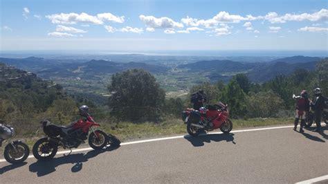Motorradtouren Nordspanien by Motorradtour Nordspanien Katalonien Andalusien Costa