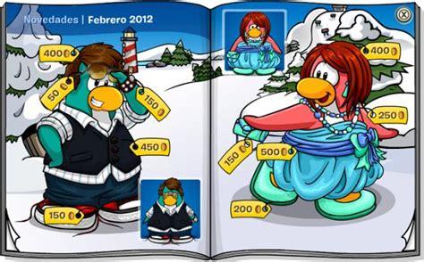 club penguin ropa y articulos gratis mas de 1900 items para el club penguin trucos y cosas la nueva ropa y sus secretos