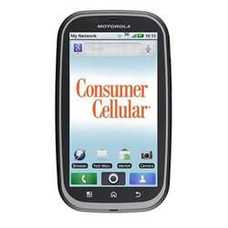 consumer cellular home phone consumer cellular bravo cell motorola bravo smartphone