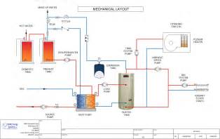 water to heat fan coil radiant floor schematic shine energy systems inc