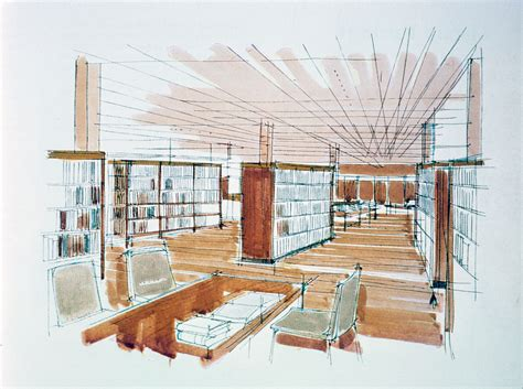 sketchbook library lancastrian and library studies mainstream modern