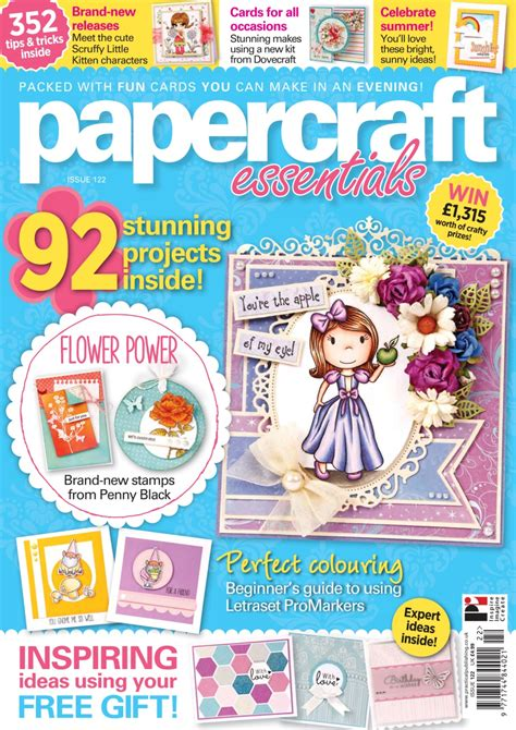 Australian Papercraft Essentials - papercraft essentials 122 pocketmags