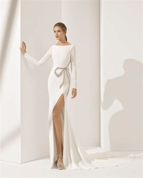 Dress Miulan Rosane beautifully timeless rosa clara wedding dresses couture