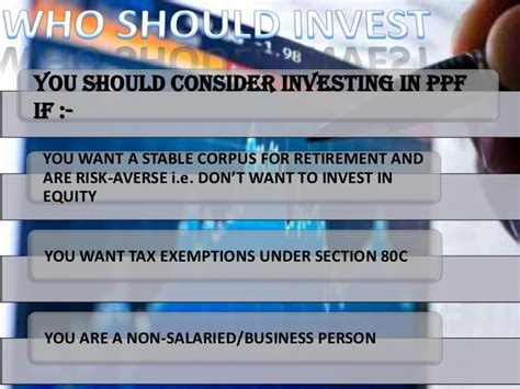 interest on ppf exempt under section public provident fund final