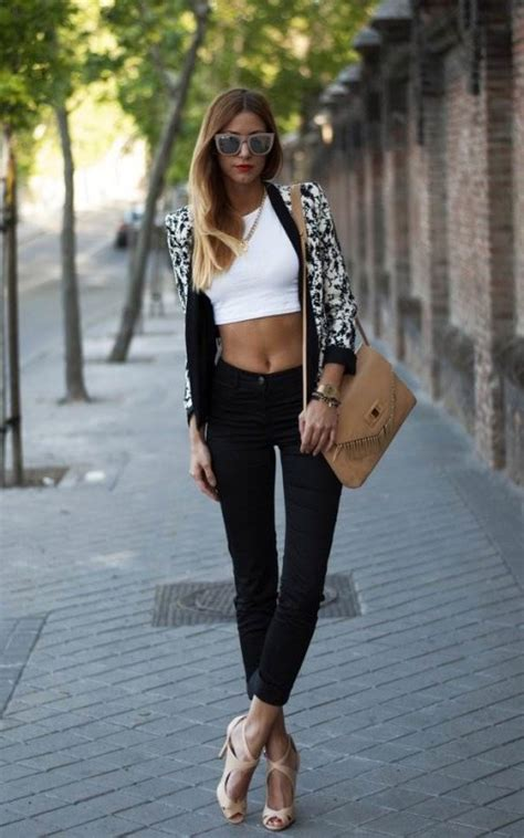 5 Cropped Top Ideas by Crop Top Ideas For Summer Fashion 187