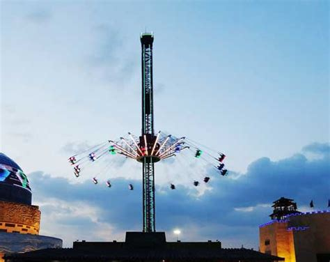 swing tower ride swing tower rides for sale beston rides thrill rides