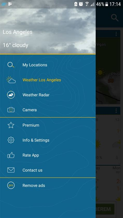 best app weather android the best android weather app review of 15 best weather
