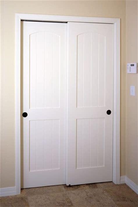 Bypass Wood Closet Doors 25 Best Ideas About Sliding Closet Doors On