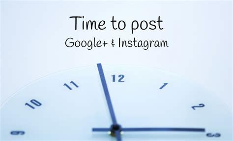 wann ist nachmittag wann ist die beste zeit um auf social media zu posten