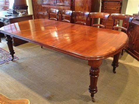 Dining Table Mahogany Mahogany Dining Table Antiques Atlas
