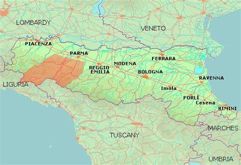 parma map