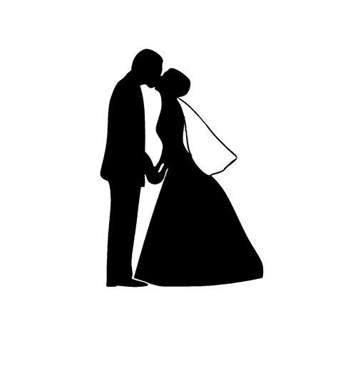Bride Groom Clipart - Cliparts.co Free Clipart Bride Silhouette