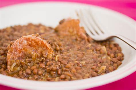 cucinare lenticchie secche senza ammollo zuppa di lenticchie l idea per preparare e cucinare la