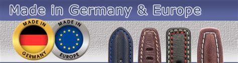 Mba In Hr In Germany by Uhrenarmband Versand Uhrenarmb 228 Nder Made In Germany Europe
