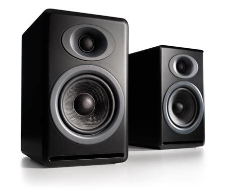 passive speaker audioengine p4 black white keewee shop