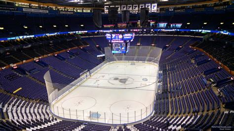 scottrade center seating rows scottrade center section 310 st louis blues