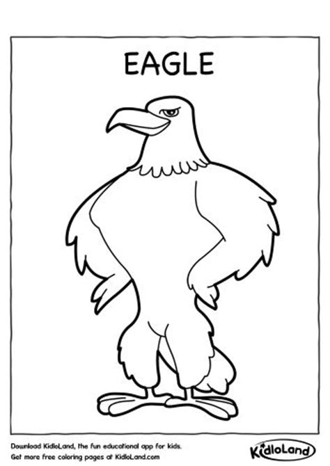 eagle coloring pages preschool eagle coloring page free printables for your kids