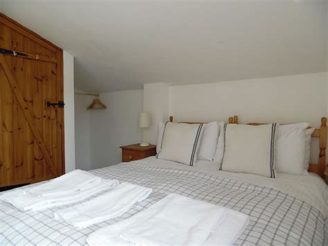 double bedroom the doll s house cottage in central cornwall sleeps 2